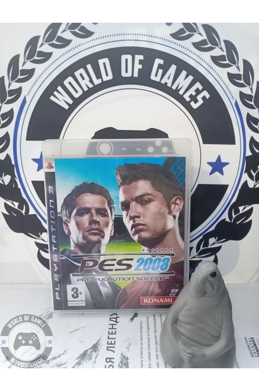 PES 2008 [PS3]