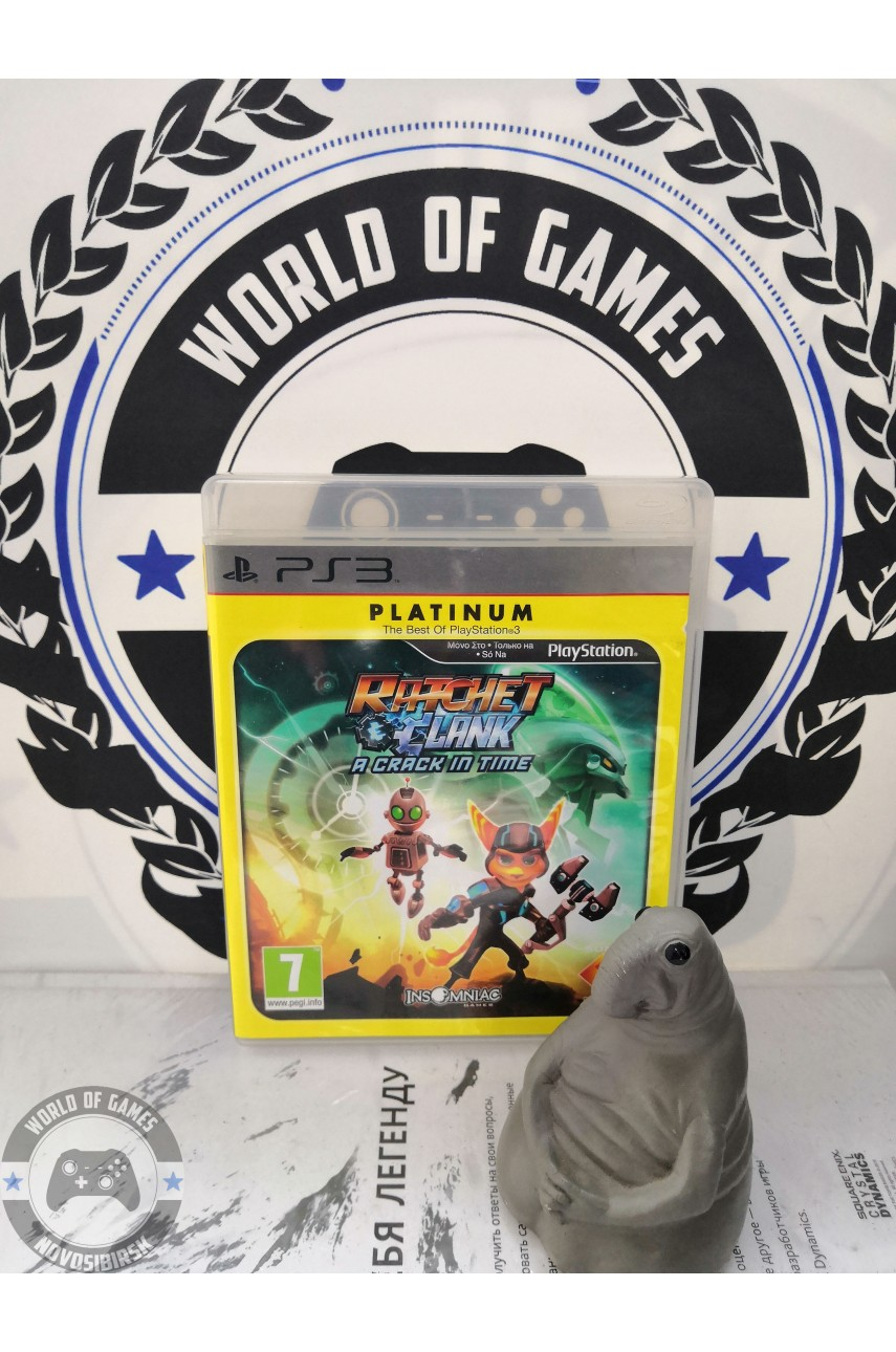 Ratchet & Clank Future A Crack in Time [PS3]