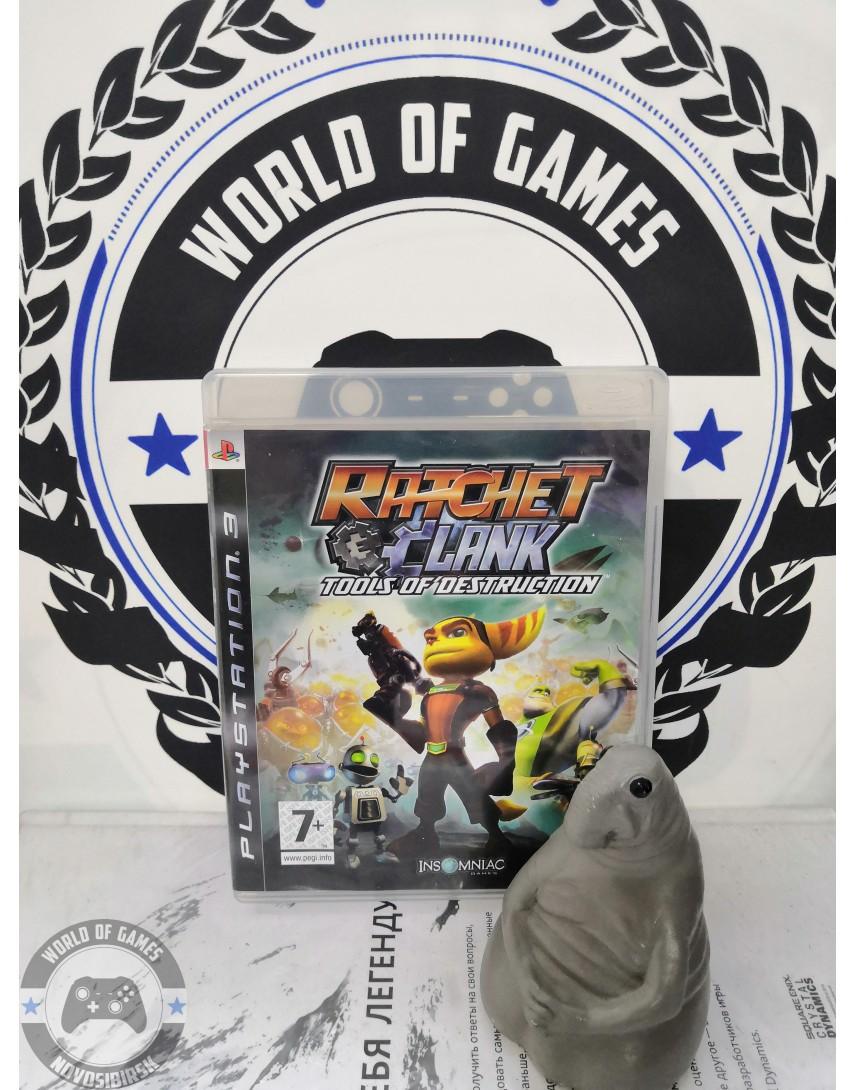Ratchet & Clank Future Tools of Destruction [PS3]
