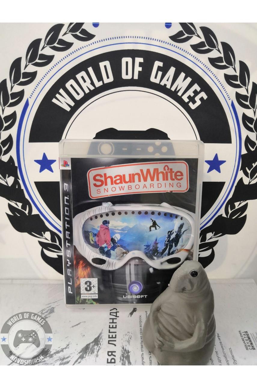 Shaun White Snowboarding [PS3]
