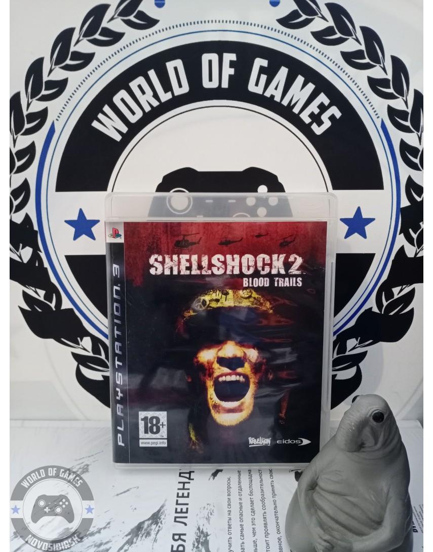 ShellShock 2 Blood Trails [PS3]
