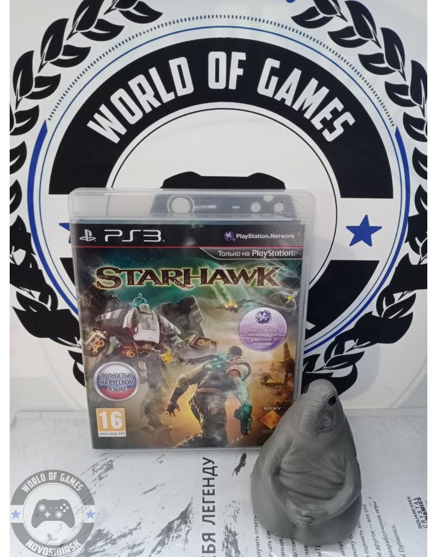 Starhawk [PS3]