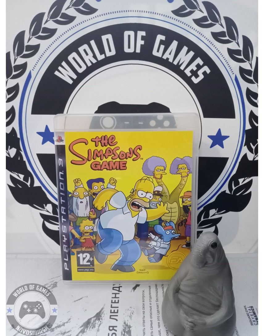 The Simpsons Game [PS3]