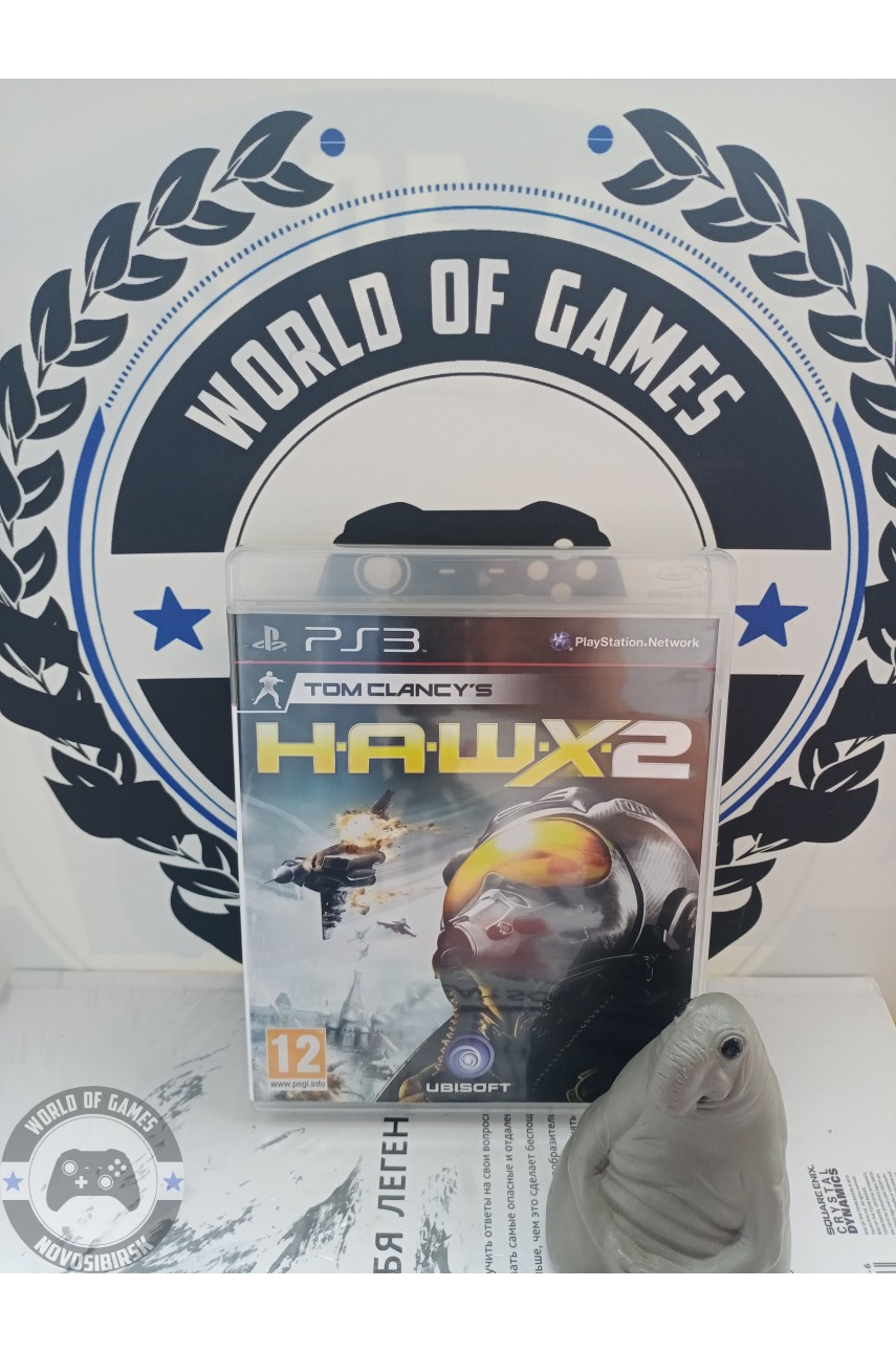 Tom Clancy's HAWX 2 [PS3]