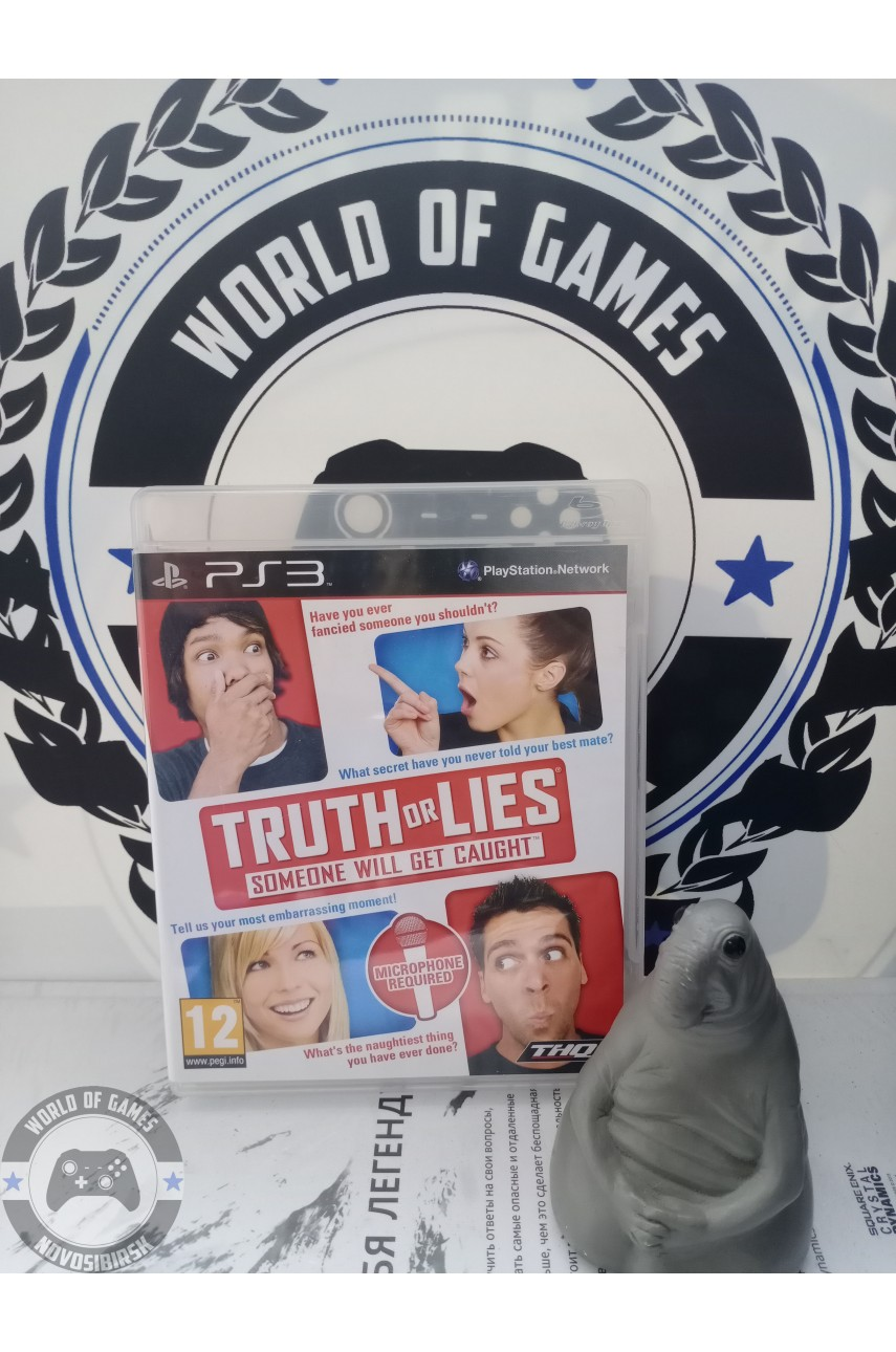 Truth or Lies [PS3]