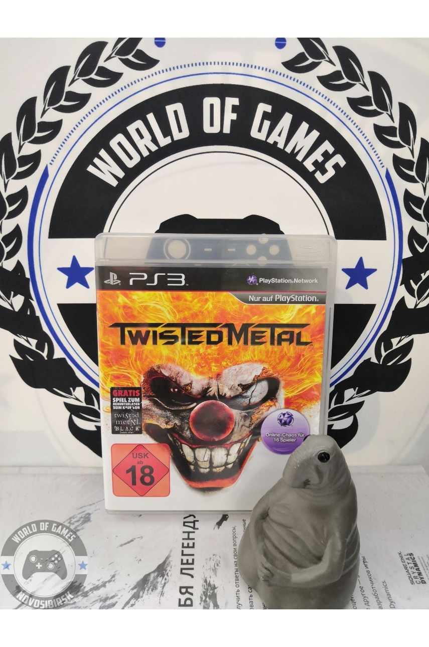 Twisted Metal [PS3]