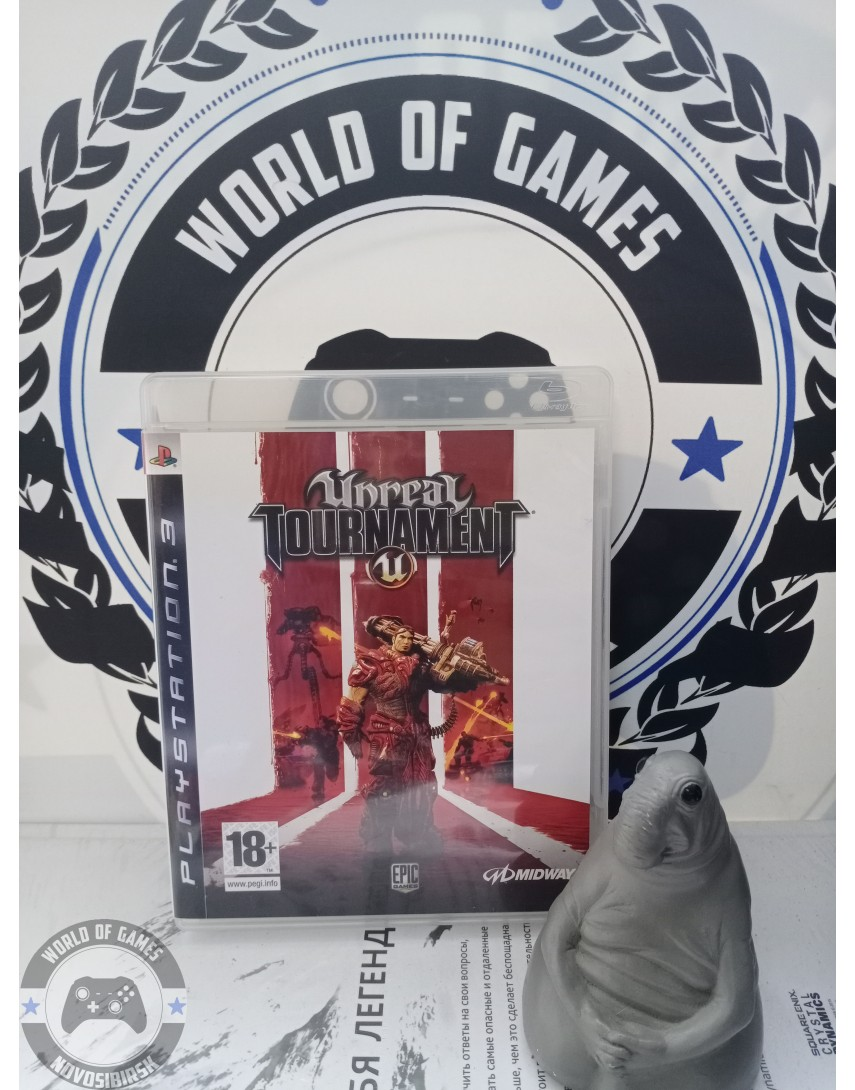 Unreal Tournament 3 [PS3]