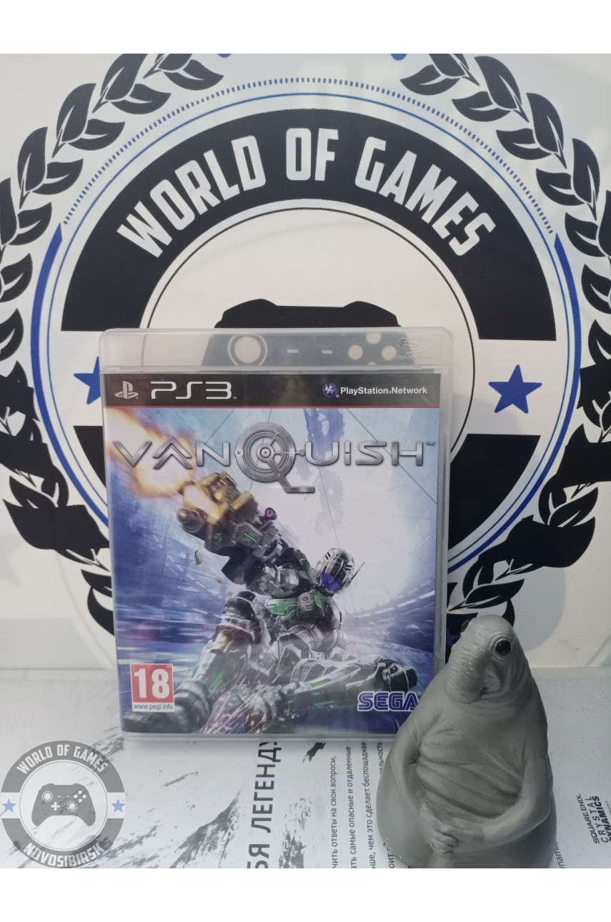 Vanquish [PS3]