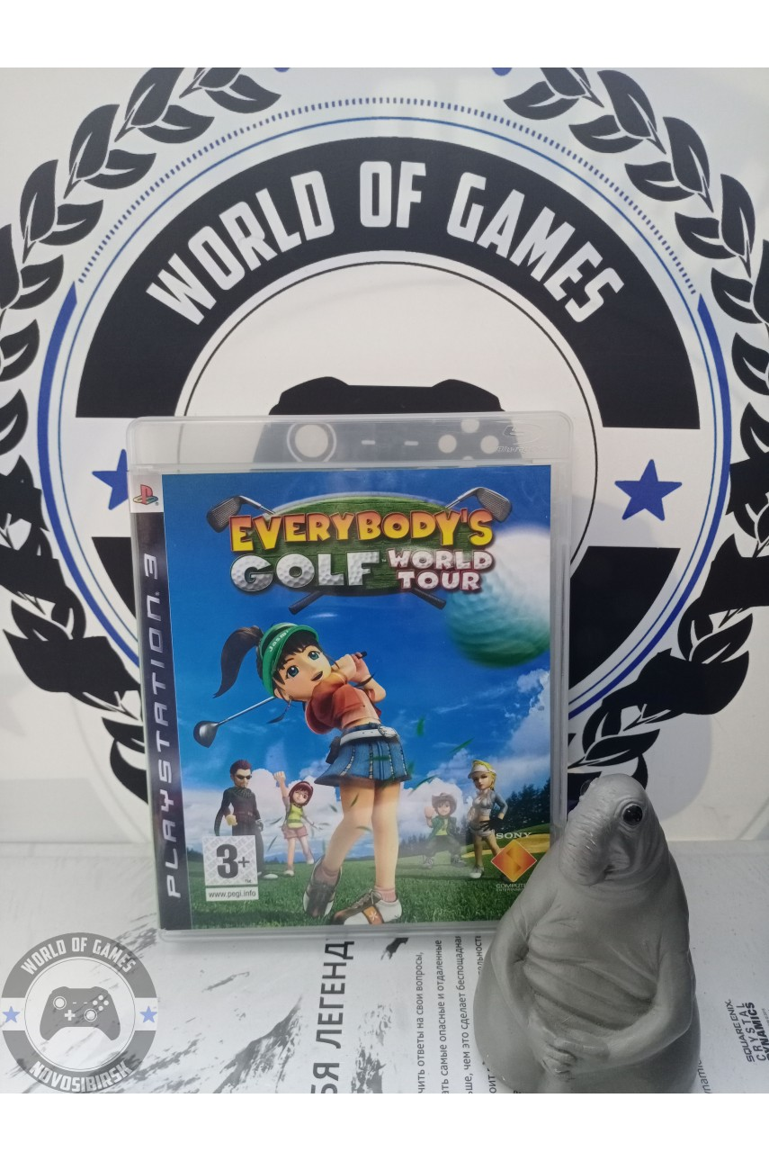 Everybody's Golf World Tour [PS3]