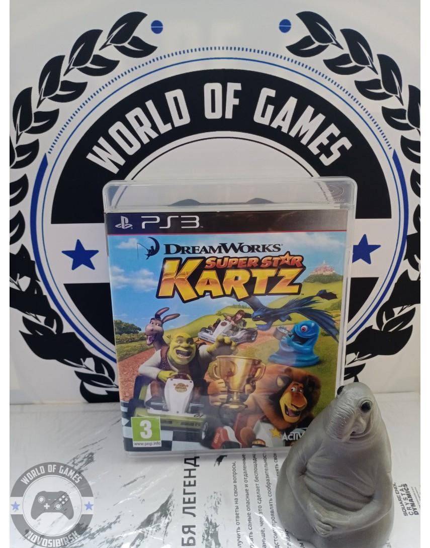 DreamWorks Super Star Kartz [PS3]