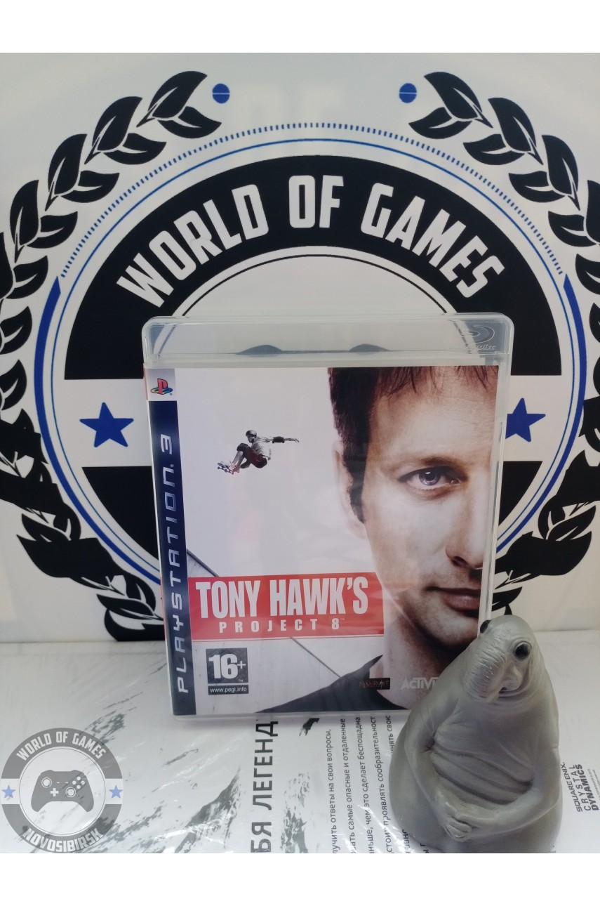 Tony Hawk's  Project 8 [PS3]