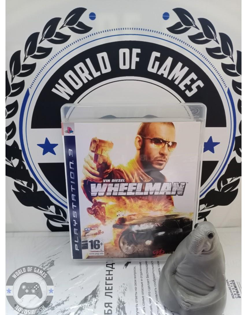 Вин Дизель Wheelman [PS3]