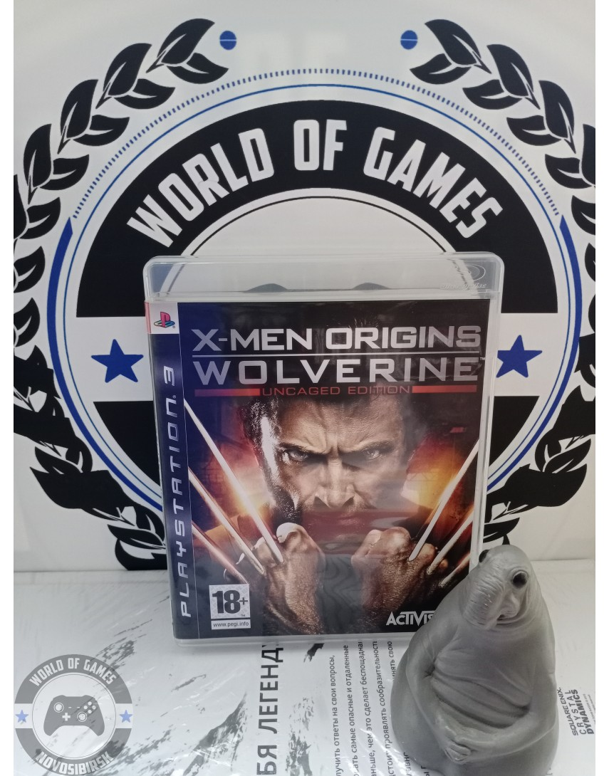 X-Men Origins Wolverine [PS3]