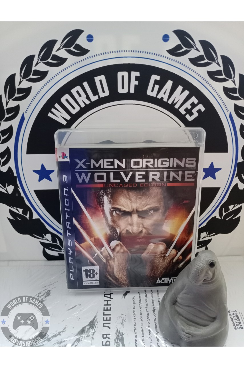 X-Men Origins Wolverine [PS3]