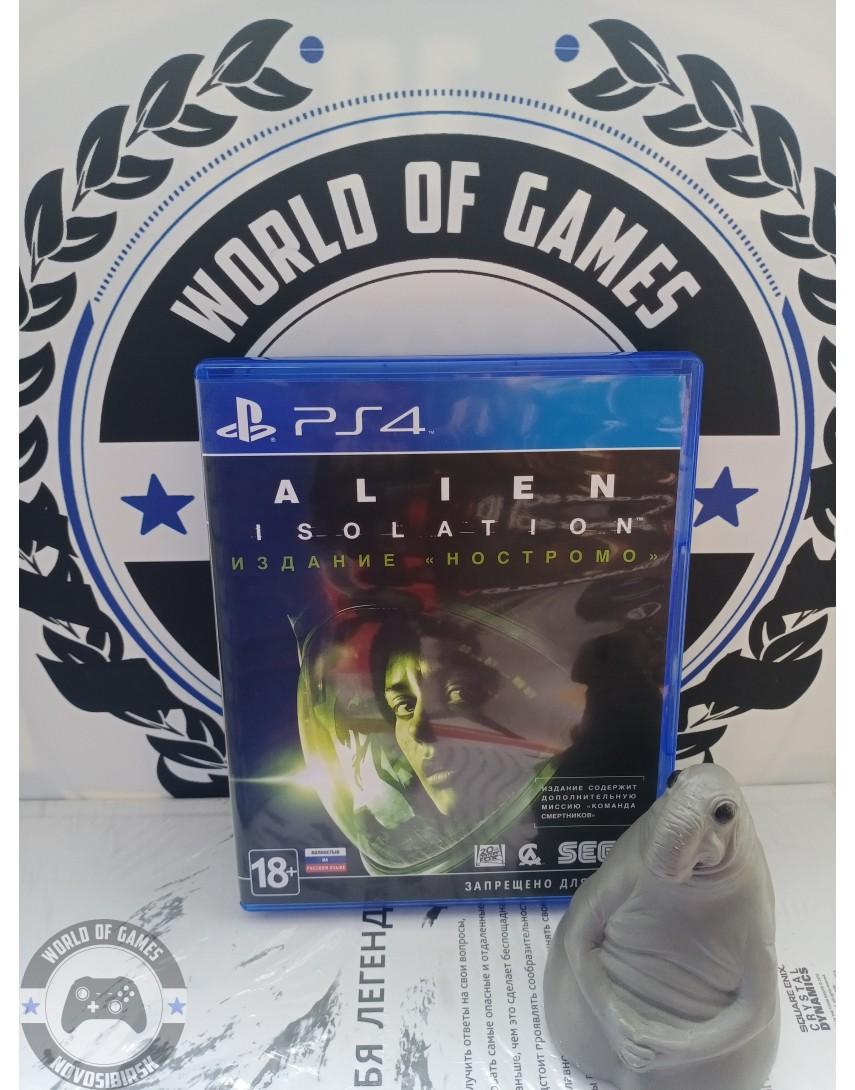 Купить Alien Isolation [PS4] в Новосибирске