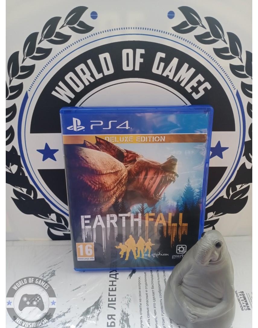 Купить EarthFall [PS4] в Новосибирске