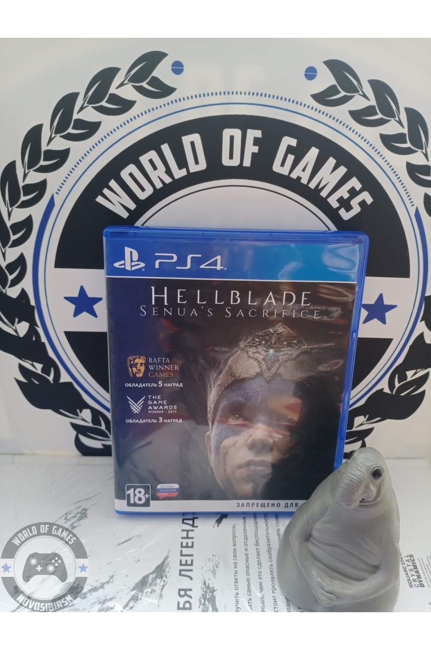 Hellblade Senua's Sacrifice [PS4]