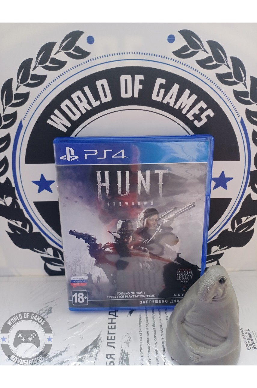 Hunt Showdown [PS4]