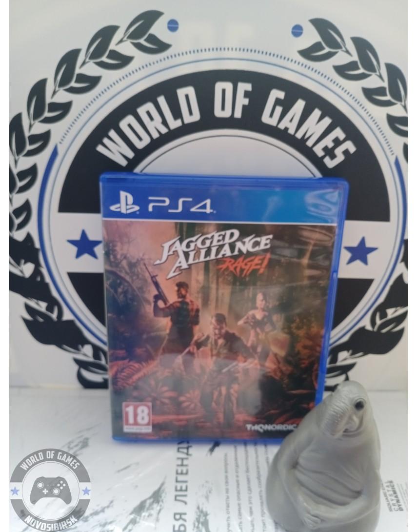 Купить Jagged Alliance Rage! [PS4] в Новосибирске