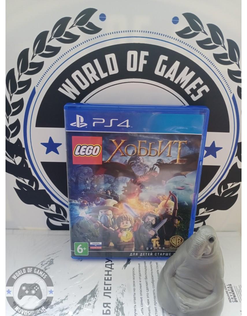 Купить LEGO Hobbit [PS4] в Новосибирске