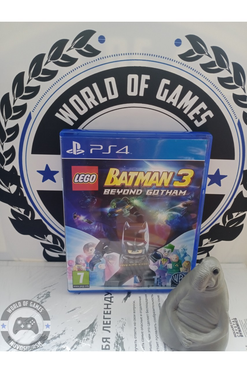 LEGO Batman 3 [PS4]