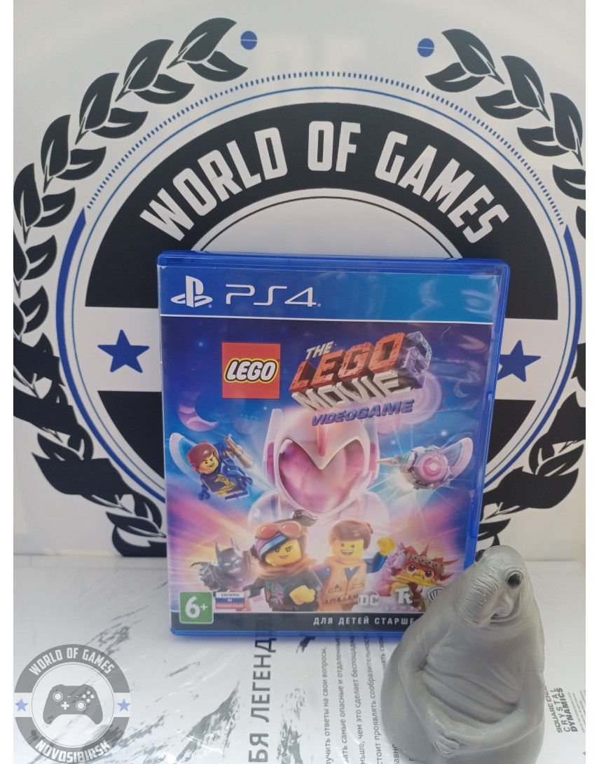 LEGO Movie Videogame 2 [PS4]