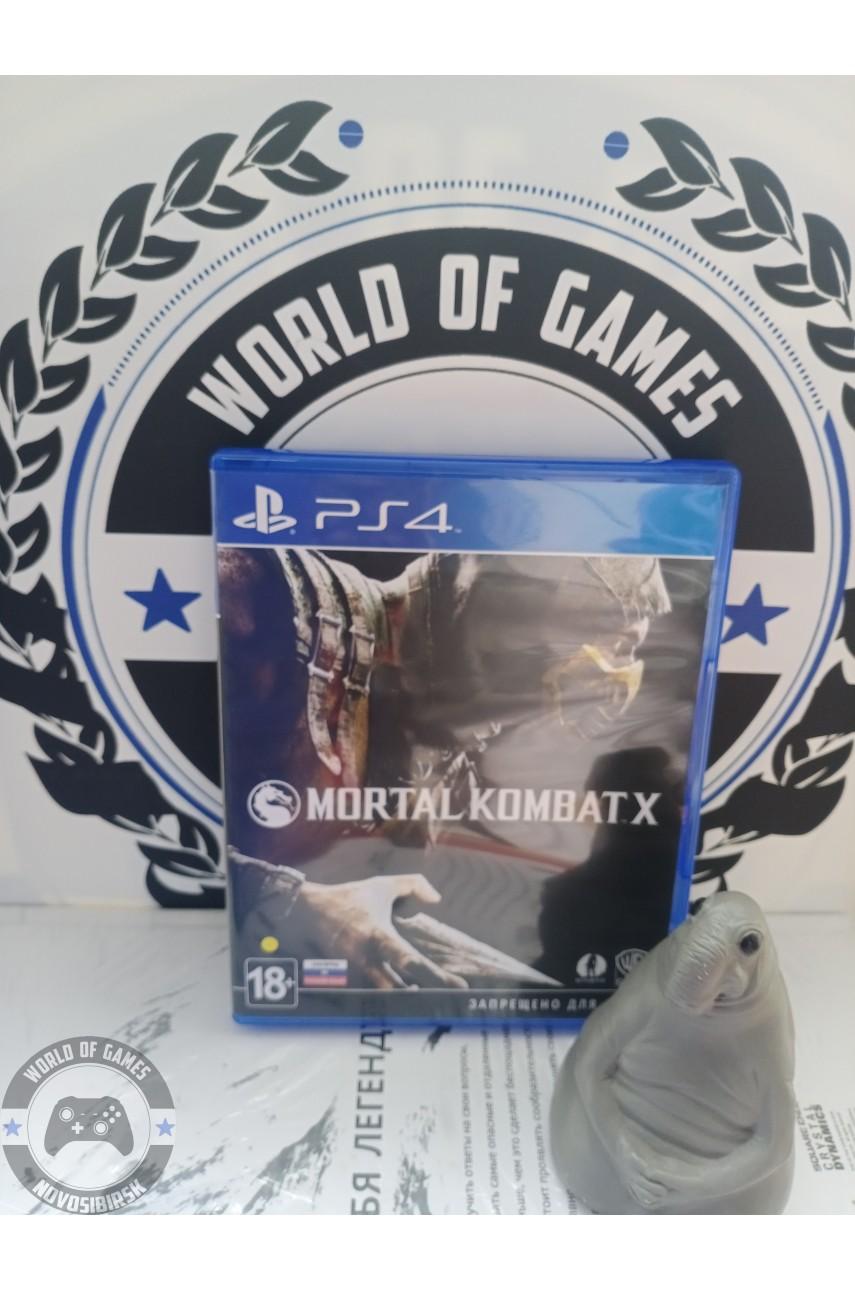 Mortal Kombat X [PS4]