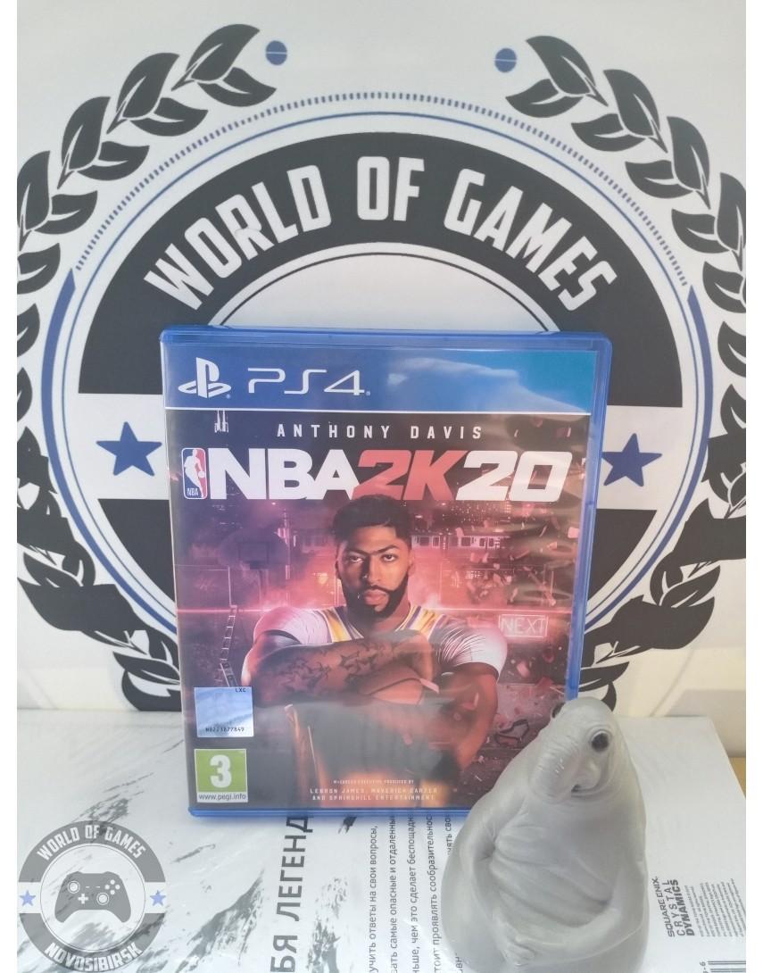 NBA2K20 [PS4]