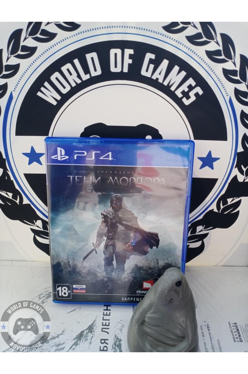 Средиземье Тени Мордора [PS4]