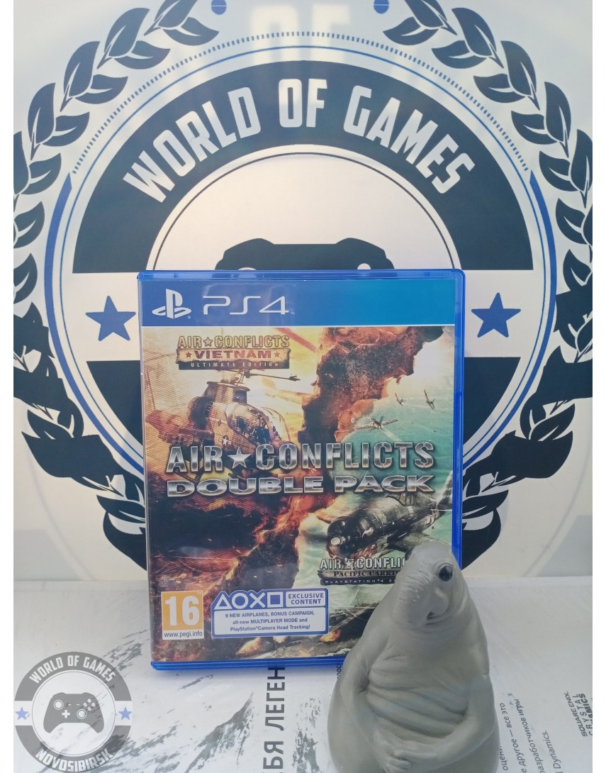 Air Conflicts Double Pack [PS4]