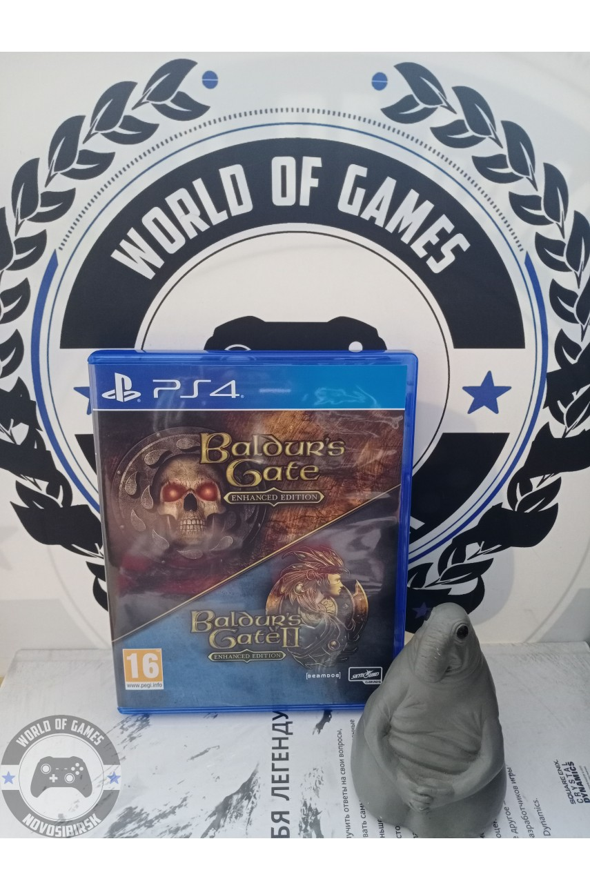 Baldur's Gate Enhanced Edition Collection [PS4]