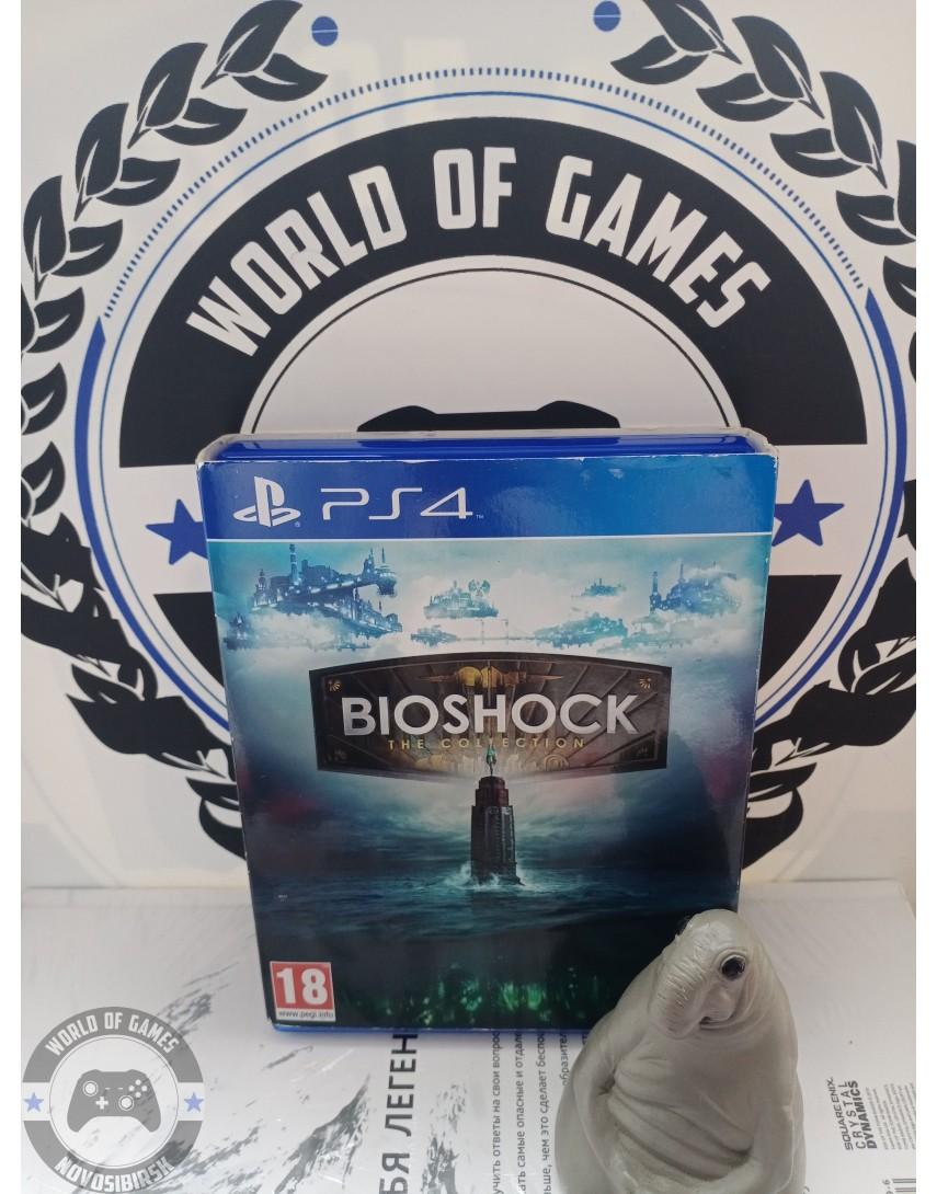 Купить Bioshock The Collection [PS4] в Новосибирске