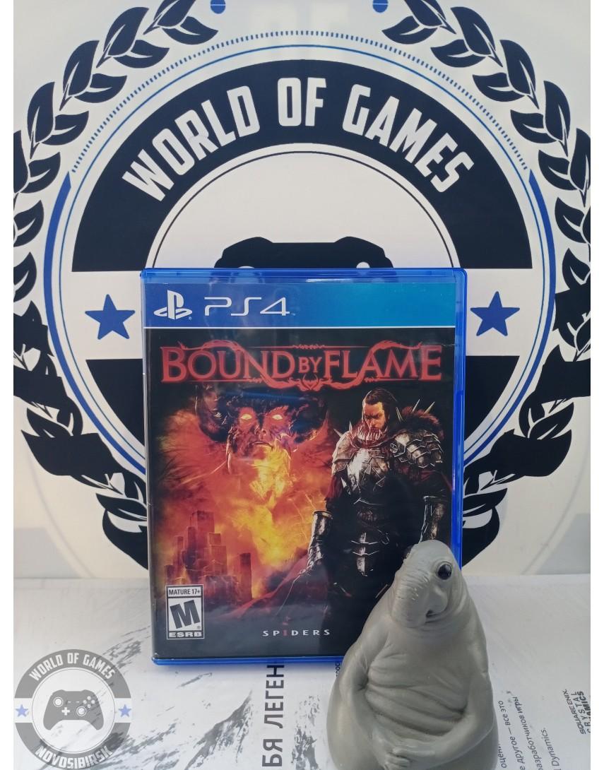 Купить Bound by Flame [PS4] в Новосибирске