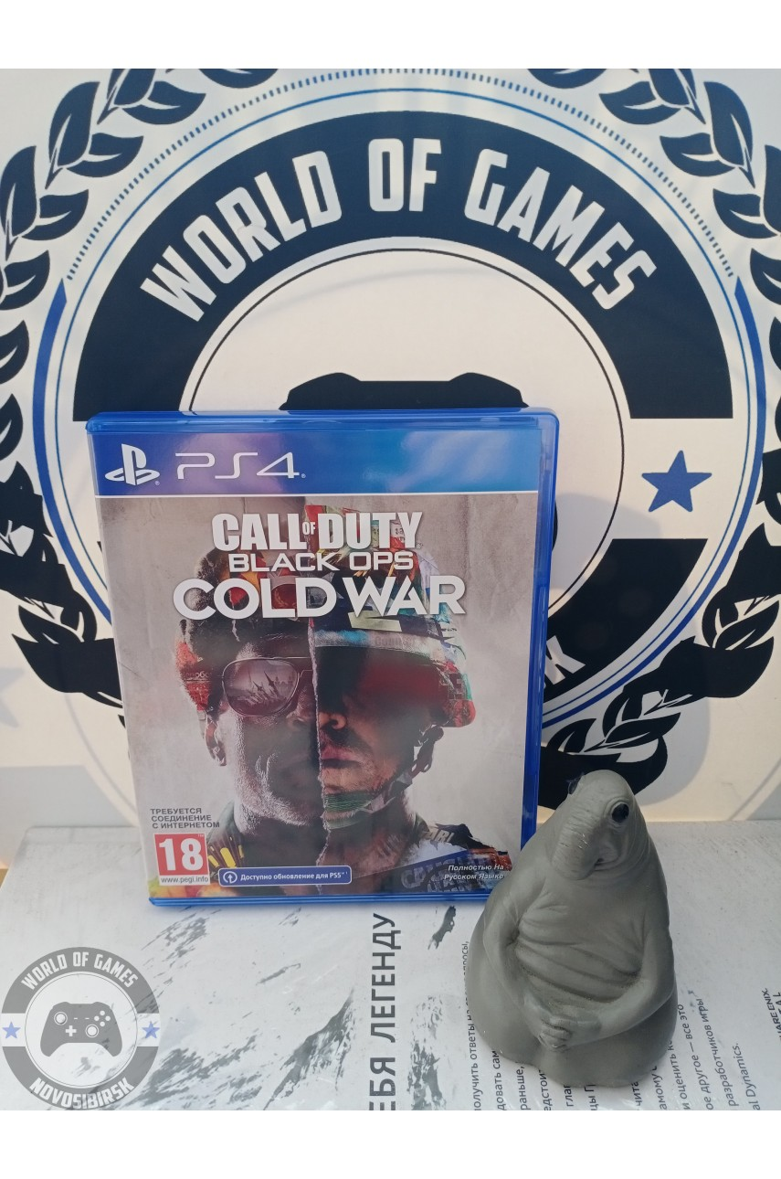 Call Of Duty Black Ops Cold War [PS4]