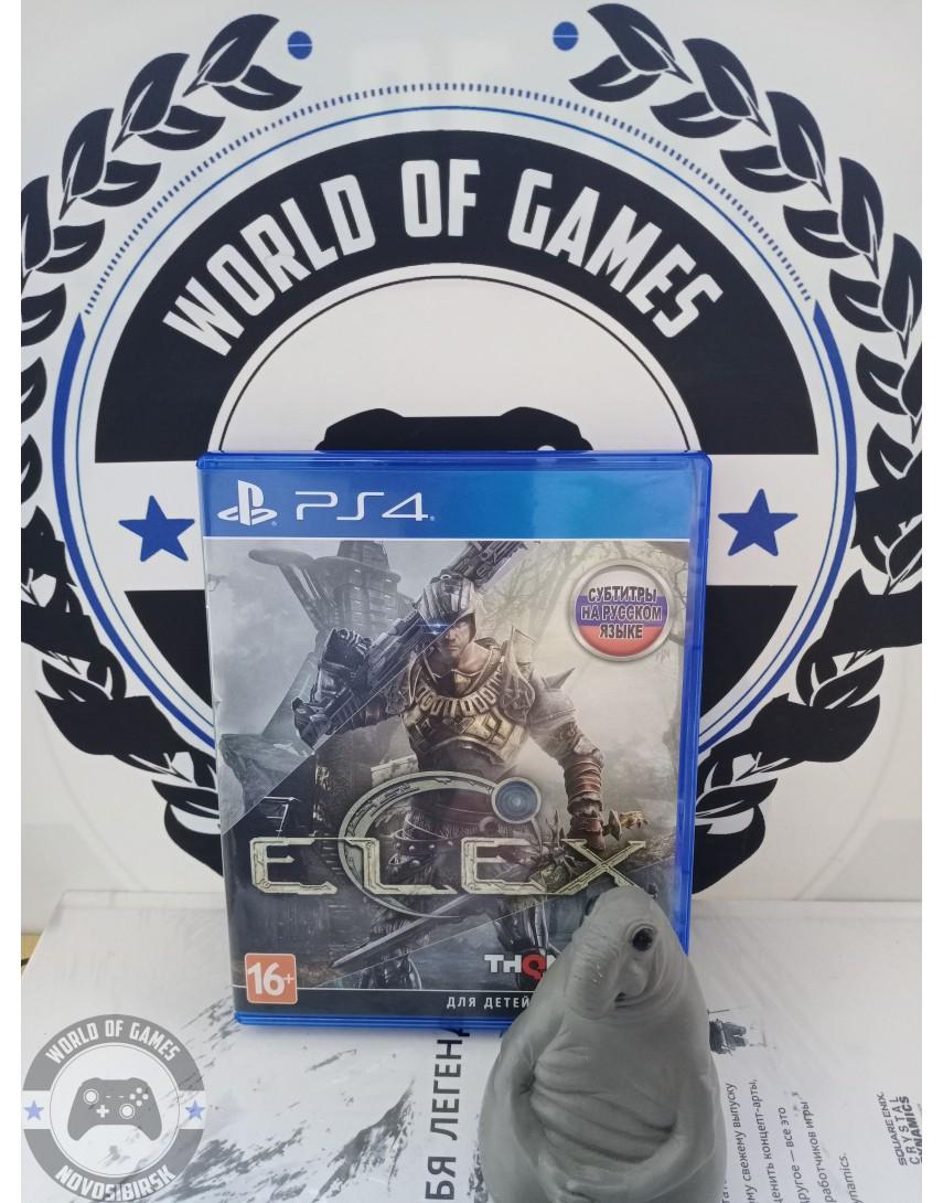 Купить Elex [PS4] в Новосибирске