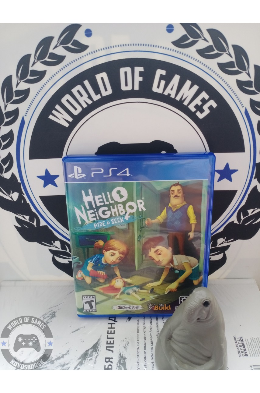 Hello Neighbor Hide and Seek [PS4]