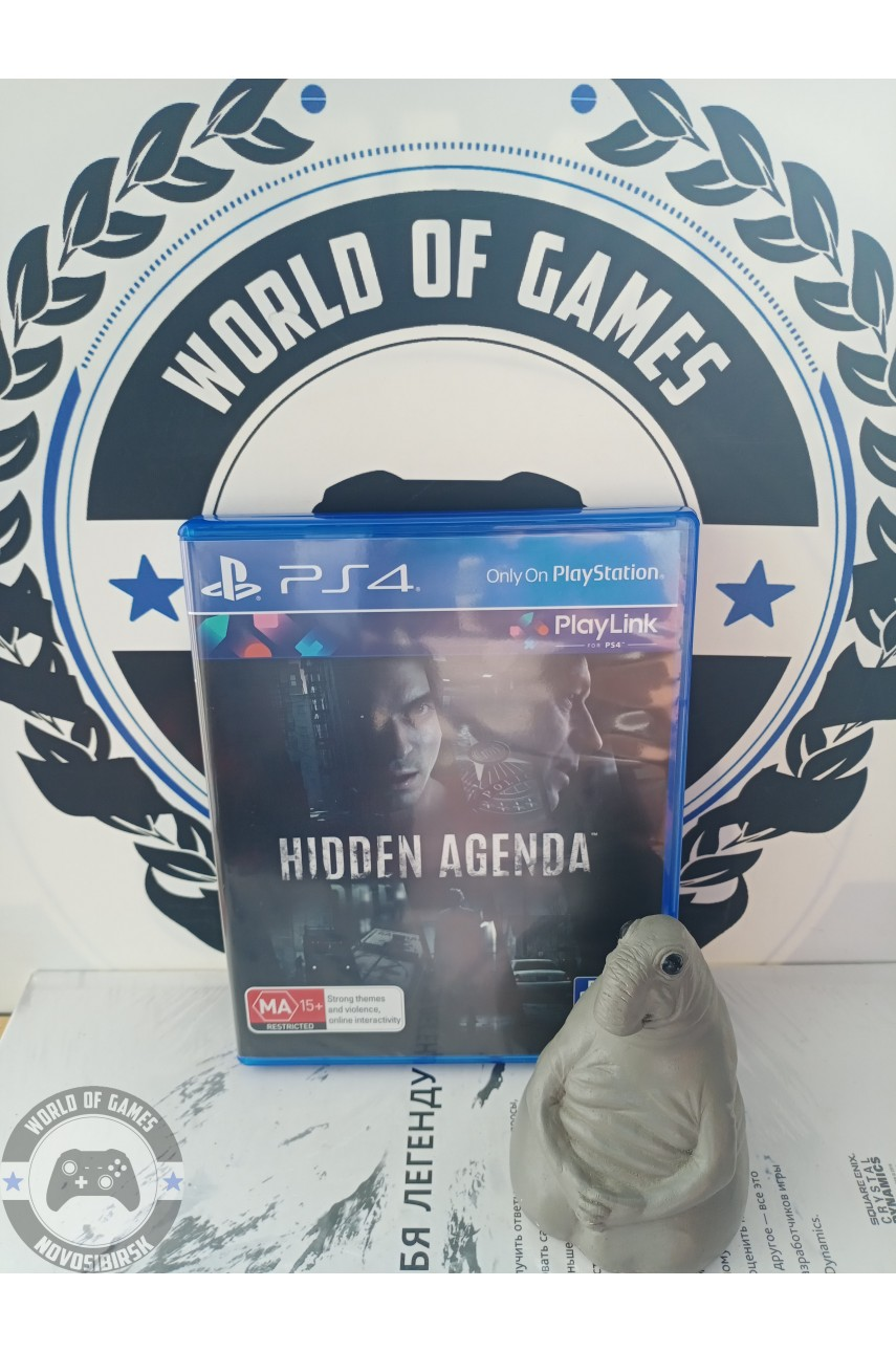 Hidden Agenda [PS4]