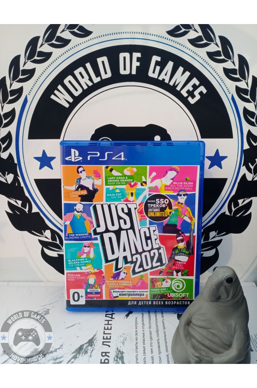 Just Dance 2021 [PS4]