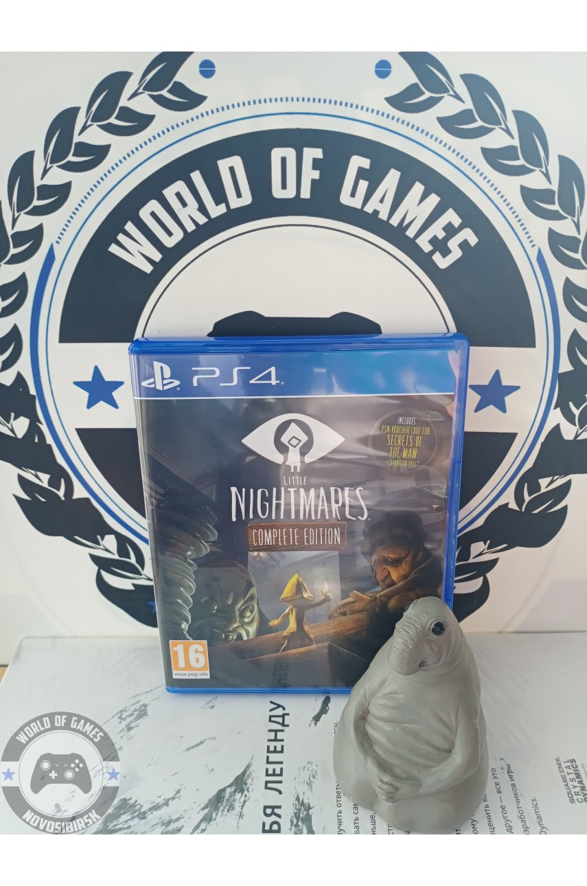 Little Nightmares Complete Edition [PS4]
