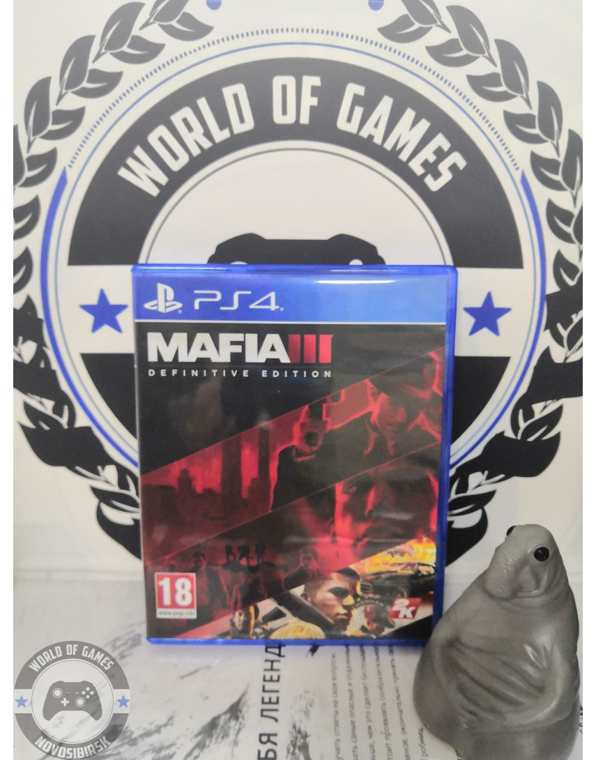 Mafia 3 Definitive Edition [PS4]