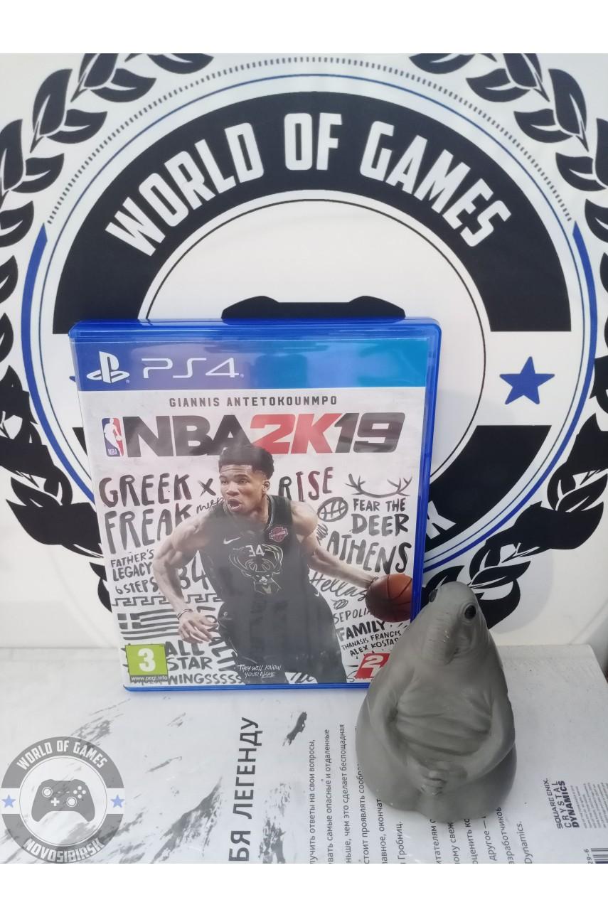 NBA2K19 [PS4]
