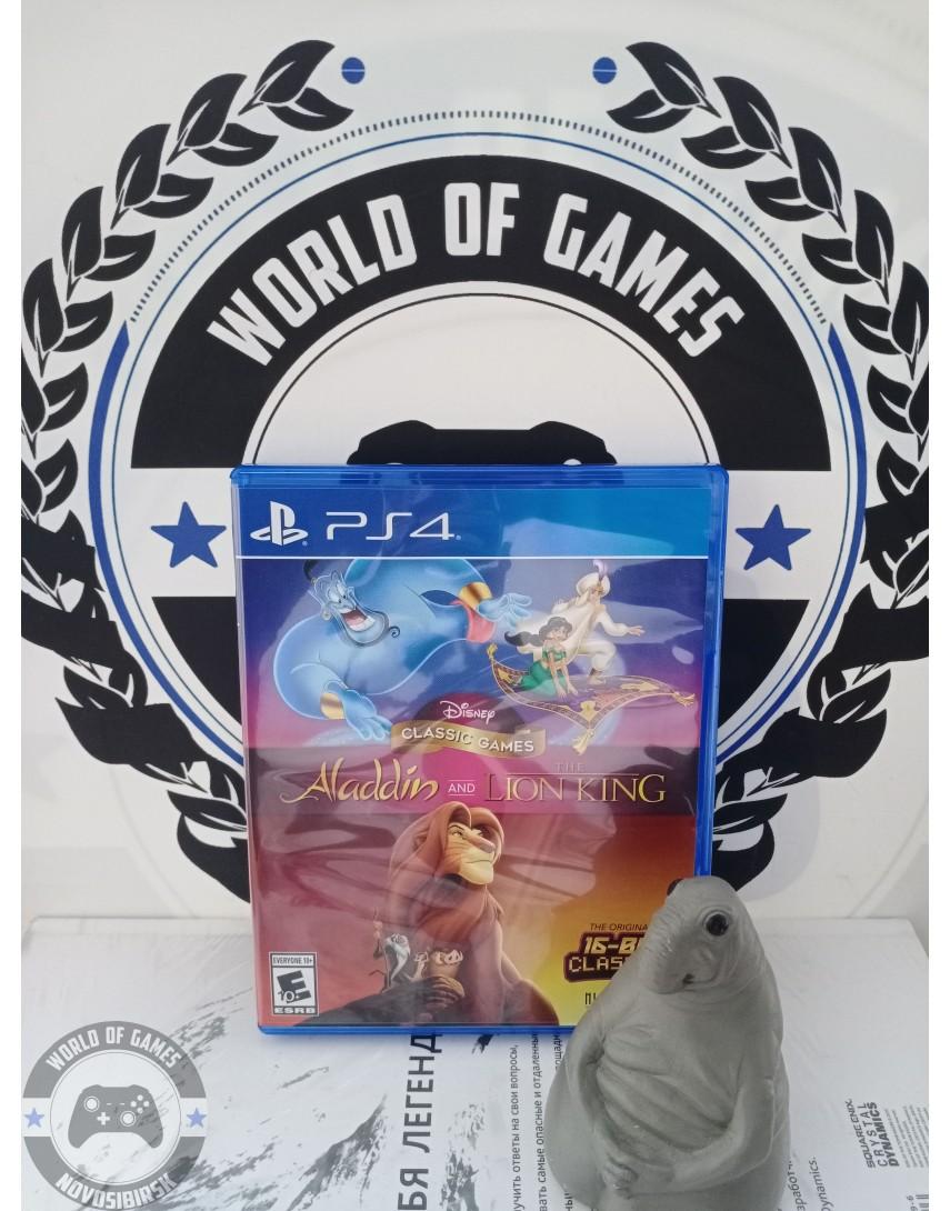 Aladdin + The Lion Kings [PS4]