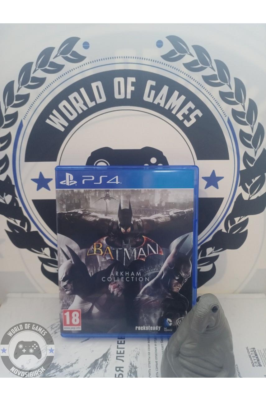 Batman Arkham Collection [PS4]