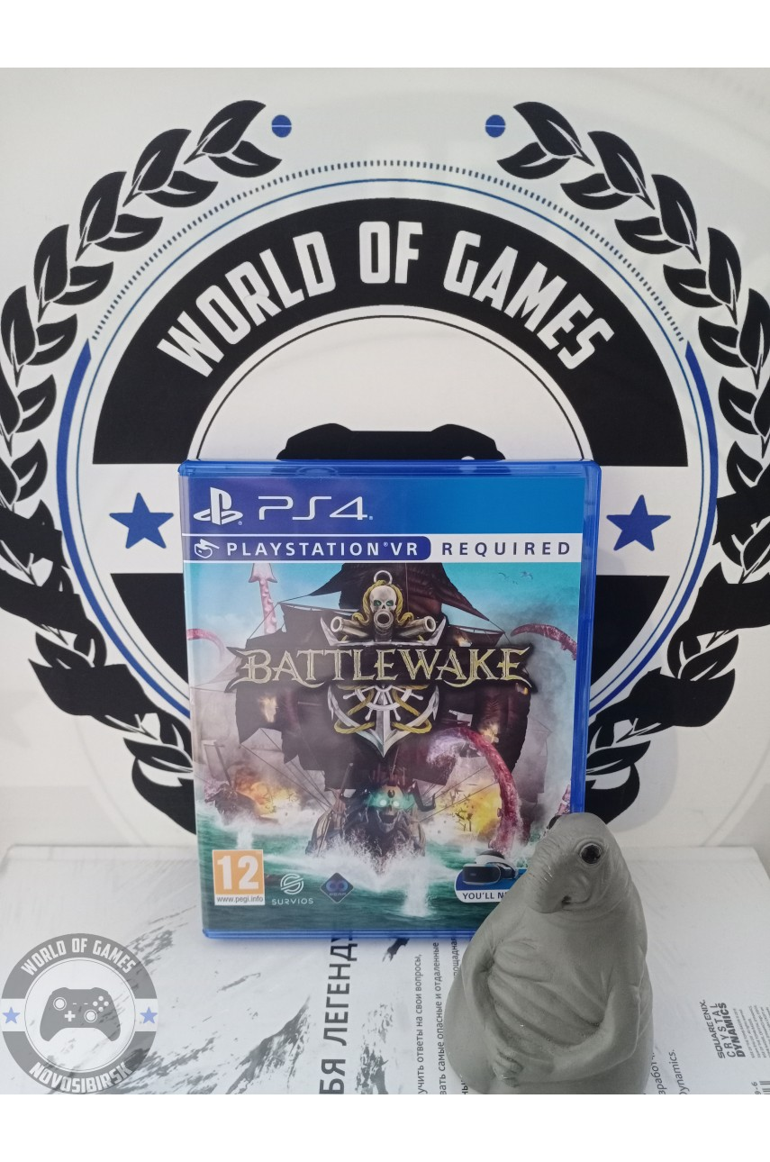 Battlewake [PS4]