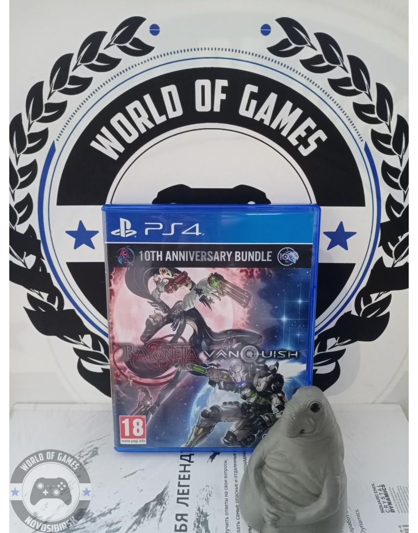 Bayonetta + Vanquish [PS4]
