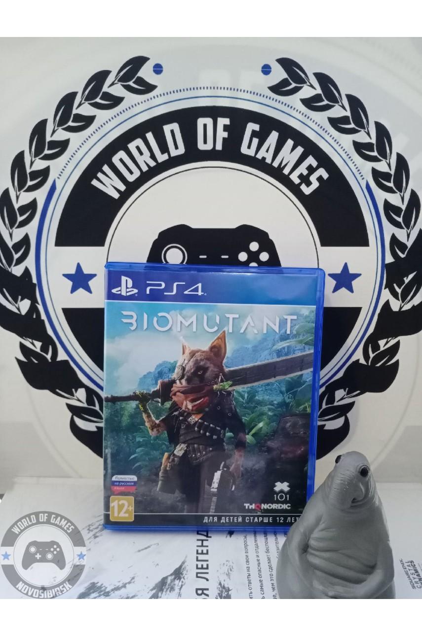 Biomutant [PS4]