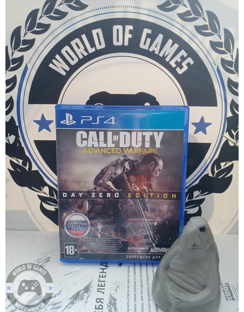 Call of Duty Advanced Warfare [PS4]