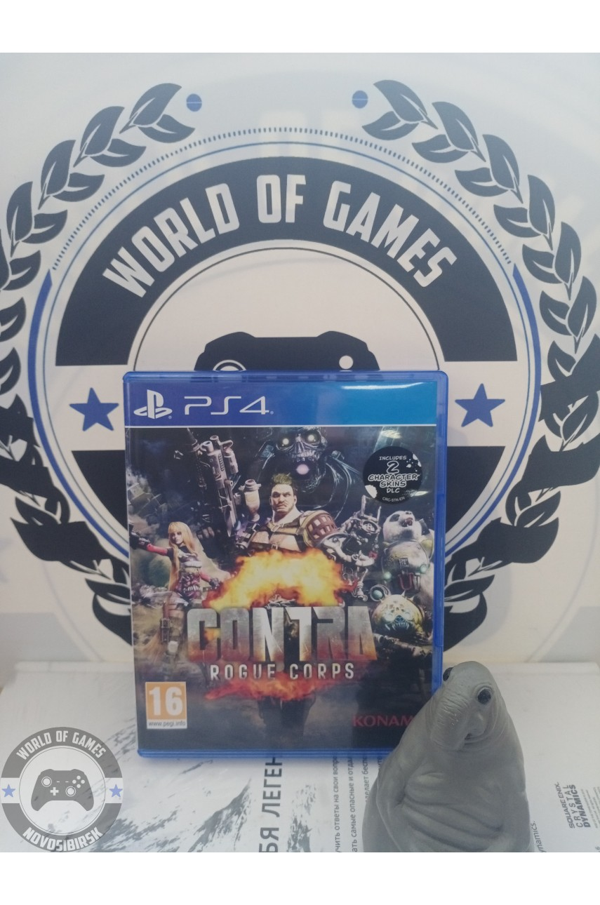 Contra Rogue Corps [PS4]