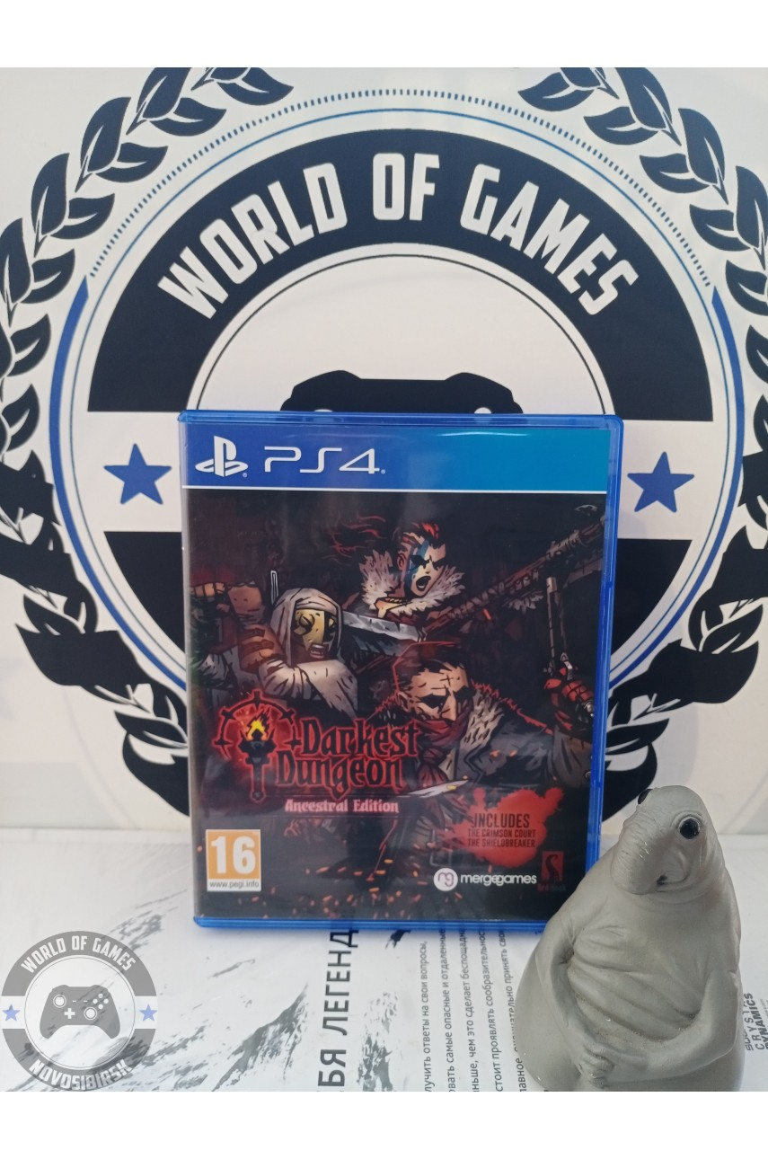 Darkest Dungeon Aneestral Edition [PS4]