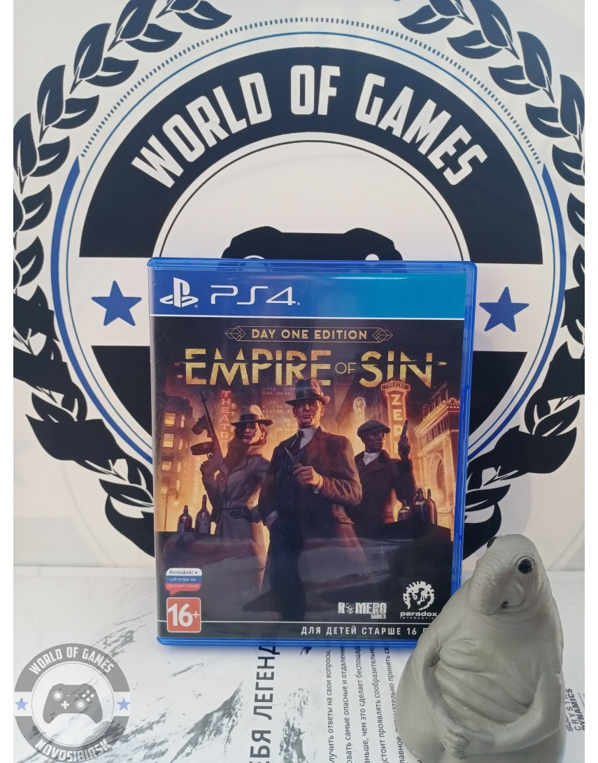 Empire of Sin [PS4]